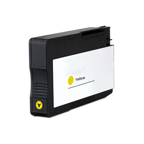 HP 953XL YELLOW TINTEIRO COMPATIVEL (F6U18AE/F6U14AE)